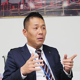 株式会社データビジネスサプライ 第一営業部 部長 諸遊 邦彦 様